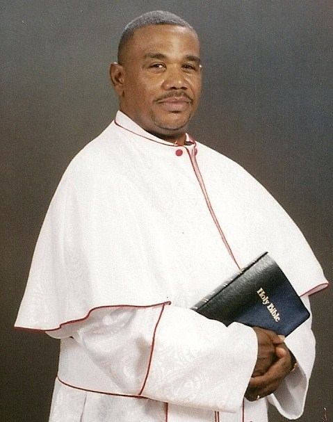 Pastor Royal Moore