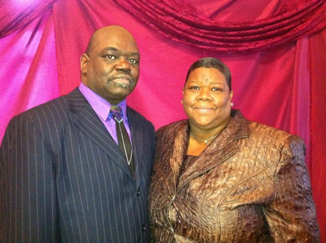 Pastor Eric & Elaine Williams