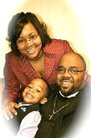 Pastor Willis McCaw & Family